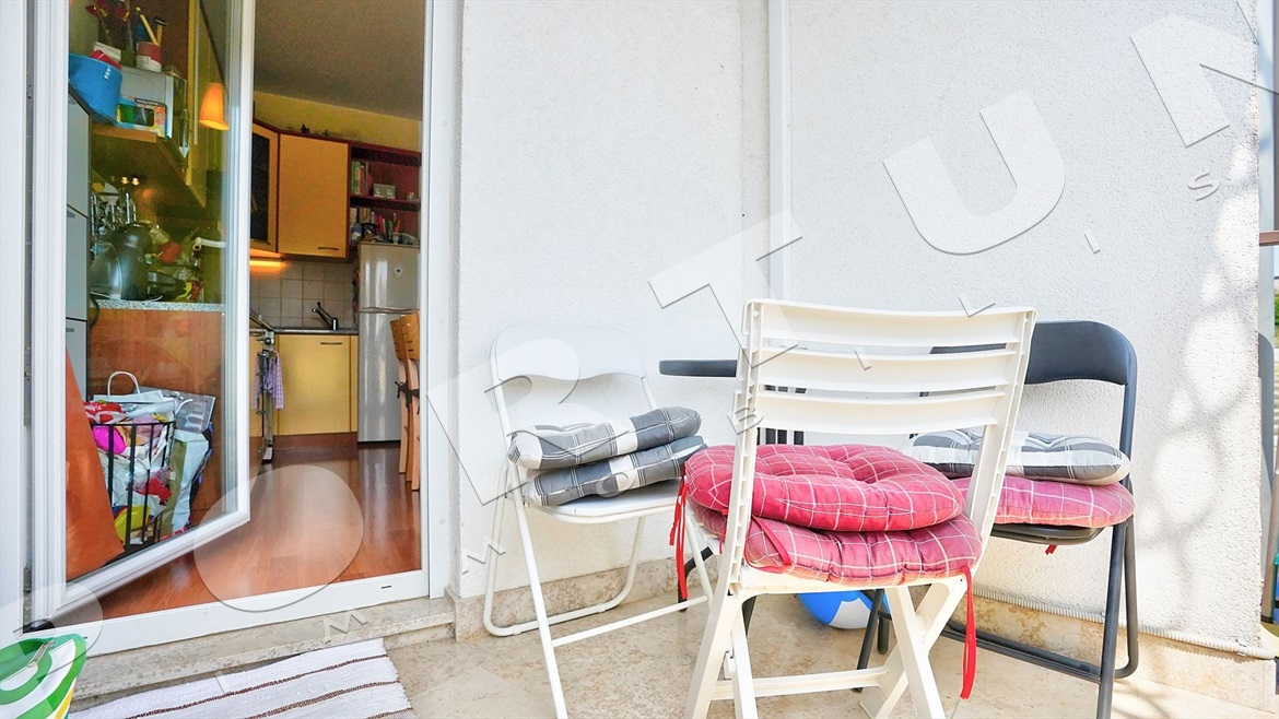 2-Zimmer-Apartment in Rovinj, 120.000 €