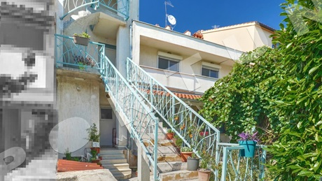 Apartmenthaus in Rovinj